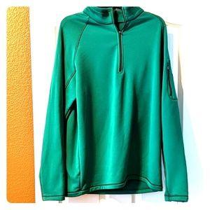 Men's zipper front zeroxposur size XL